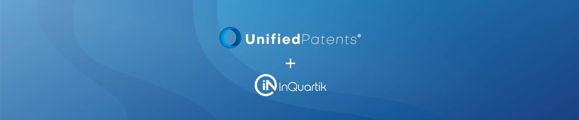 Unified Patentsが特許品質評価ソリューション強化に向けInQuartikと業務提携